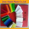 1/8  di strato di plastica acrilico del plexiglass di colore
