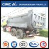 U-Corpo da alta qualidade Cimc Huajun do caminhão de descarga de HOWO/JAC/Shacman/Auman/Beiben/FAW/Foton/Iveco 6*4