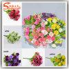 Imitação de Alta Decoração plantas artificiais Flor de Seda Artificial