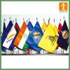 Drapeaux de table d'équipe / drapeaux de bureau