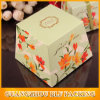 Favor de la boda caja de papel de regalo