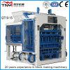 Высокое качество Найджелом Пэйвером машина для формовки бетонных блоков предлагает (QT10-15)