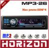 Kartenleser des Auto-Audio-Auto-MP3-26, USB&SD/MMC Karten-Unterstützung, Auto-MP3-Player