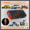 Carregador Mini Jump Starter USB LED Light DC Outlet 16800 Bateria de Lítio