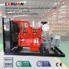 가정 발전기를 위한 ISO에 의하여 승인된 Lhng60 천연 가스 발전기는 사용한다