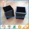 Zwart Nylon Plastic Eind 6 van de Kleur beschermt Buis GLB