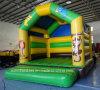 Castelo Bouncy inflável da selva