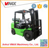 Side Shift 1-10t AvailableとのCpcd20 Vmax 2ton 3m Diesel ForkliftかHydraulic