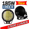 UN CREE LED Driving Light /Round 185W LED Driving Light /LED Driving Light da 9 pollici