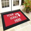 Personalizzato facendo pubblicità alla stampa promozionale di vendita degli omaggi dell'interno esterni dei regali/Doormats di stampa/stampata marchio della gomma