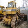 Excavatrice utilisée de bouteur du chat D7h
