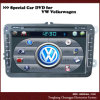 HEPA: 8 navegación de VW Passat B6 DVD de la pulgada (HP-8311XE)