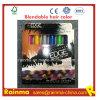 Блестящие цветные лаки временная мгновенная доступность ресурса Blendable пастельные цвета волос перо для всех типов волос