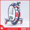 Bewegliches einzelnes Rad-balancierender Roller
