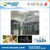 Haustier-runde Flaschen-reine Wasser-abfüllende Zeile