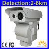 Bi-spectrum Camera van de Veiligheid PTZ van het Brandalarm de Thermische