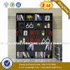 Classeur de bureau en bois moderne /Armoire de stockage / Bibliothèque (HX-8NR1064)