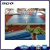 Couvre-tapis utilisé d'intérieur d'exercice d'Infalatable de matériel de sports