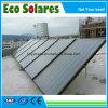 Système de capteur solaire de plaque plate de fournisseur d'or, capteur solaire de chauffage