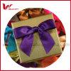 Polyester-Satin-Farbband-Bögen für Geschenk-Verpackung, kosmetische Kasten-Dekoration