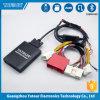 Adaptador estéreo para automóvel com USB Aux MP3 CD Changer Interface Bluetooth para o novo Mazda 3/5/6 2009+