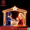 Éclairage H de DEL : 2m* L : lumière de décoration de Manger Scene Luces De Navidad Christmas de nativité de 3m