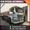 중국 16t-22t Shacman 훅 상승 패물 콘테이너 쓰레기 트럭
