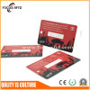 EmおよびUHF H3チップが付いている印刷できる二重頻度RFIDカード