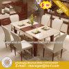 Acacia cuisine en bois de la Dalle Factory Direct Table Table à manger (HX-8DN010)