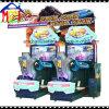 Carro de competência do simulador das máquinas de jogos da arcada LCD da velocidade 32 do movimento do
