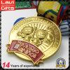 上販売法のカスタム3Dスポーツの金属メダル最小の順序無し