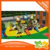 Multifunktionsschloss-Thema-Spielplatz-Kind-im Freien kurvendes Gefäß-Plättchen für Verkauf