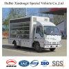 Euro4 Isuzu Camion publicitaire mobile avec une bonne qualité