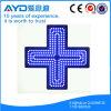 Muestra cruzada electrónica de Hidly Purpole LED