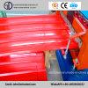 Folha ondulada galvanizada revestida cor do fabricante PPGI/PPGL na bobina