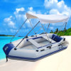 Barcos de pesca inflables baratos de China y barco inflable del rescate para la venta