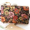 Blumen-elegante Damen, die Handtaschen-Großhandelsabend-Beutel Eb666 glätten