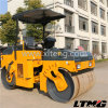 Ltma hydraulische doppelte Trommel-Vibrations6 Tonnen-Straßen-Rolle