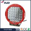Lumières pilotantes de la promotion des ventes 160W DEL, lumière de travail de 9 pouces DEL, lumière pilotante d'IP68 DEL