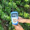 土の温度のレコーダーか手持ち型の温度の検光子