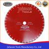 600mm hoja de sierra de corte de diamante con alta eficiencia para curar el hormigón