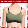 Le plus défunt vert de soutien-gorge de yoga de mode d'Activewear des femmes (ELTSBI-30)