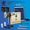 sistema de iluminación casero solar portable de 18V10W LED para el uso de interior, sistema de energía solar