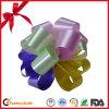 Оптовый цветастый смычок тяги орденской ленты рождества