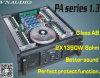 クラスAb 1350Wの高品質の専門の高い発電のアンプ(PA1.3)
