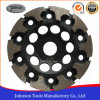roda do segmento de 125mm T para a moedura concreta
