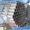Tubo estructural galvanizado As1163 48*1.5m m de la sección hueco de acero circular