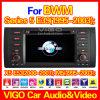 7 '' reproductores de DVD GPS del coche de HD para BMW E39 E53 M5 (VBM7092)