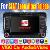 6.5 '' reproductores de DVD autos GPS de HD para el asiento Leon Altea (VST7088)