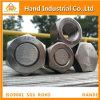 ASME/ANSI de haute résistance B 18.2.1 ASTM A325 A193 B8 1/2 '' 2 '' boulons Hex lourds et noix d'acier inoxydable